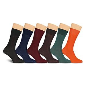 Мужские разноцветные носки