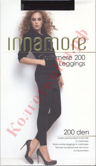 Леггинсы INNAMORE (Иннаморе) Cashmere (200 Leggings тёплые)