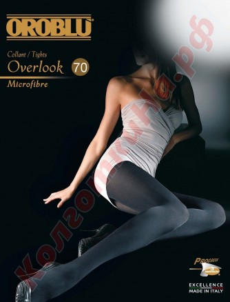 Колготки OROBLU (Ороблю) Overlook (70, microfibre)