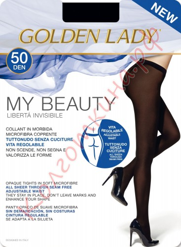 Колготки Golden Lady (Голден Леди) My Beauty 50