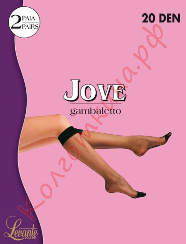 Гольфы Levante (Леванте) Jove gb (20 gambaletto)